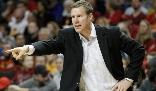 Fred Hoiberg is going pro.  (USATSI)