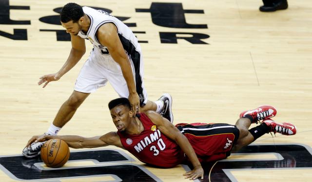 NBA Finals 2014: Spurs' depth gives them an edge