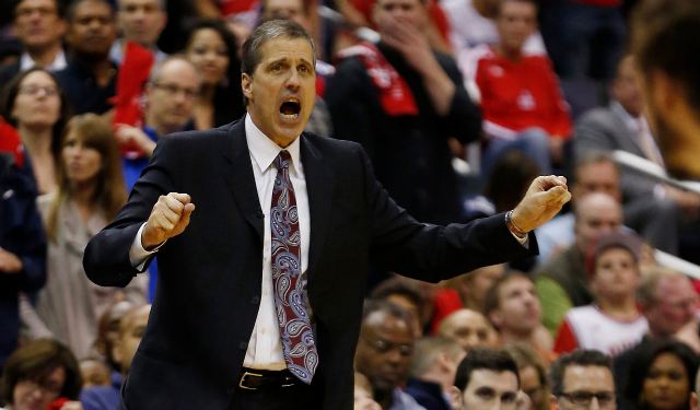 Randy Wittman has a new contract in Washington.