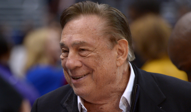 Donald Sterling is banned from the NBA for life.
