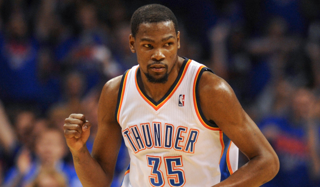 Durant was the leading vote-getter for All-NBA First team. (USATSI)