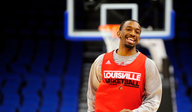 Russ Smith is a consensus first-team All-American, but projected to be drafted in the 40s.