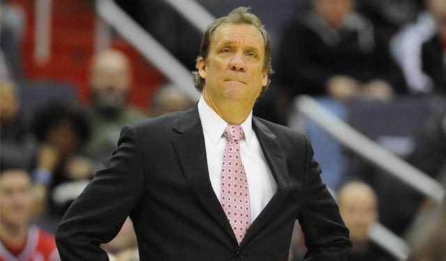Flip Saunders' desperate move to keep Love is coaching the team. (USATSI)