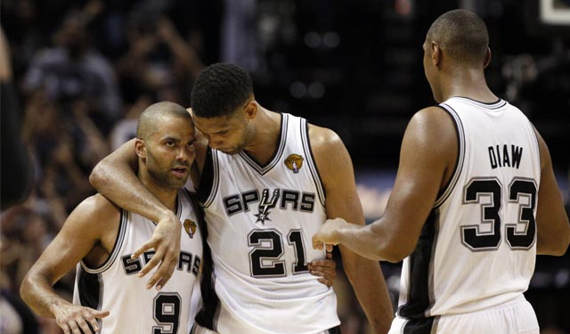 The Spurs were able to show off why their offense is so great. (USATSI)