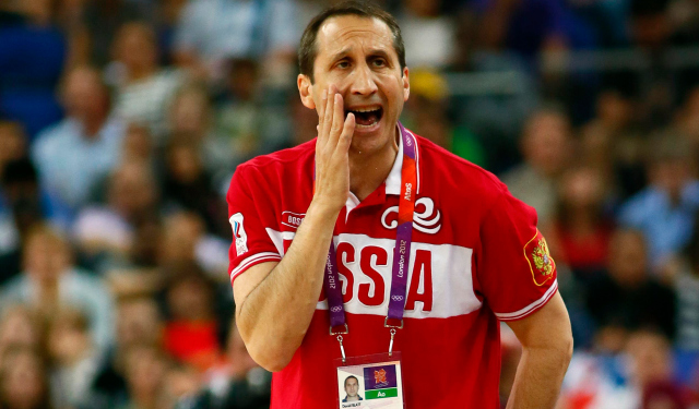 David Blatt is reportedly in discussions to join Steve Kerr's staff.