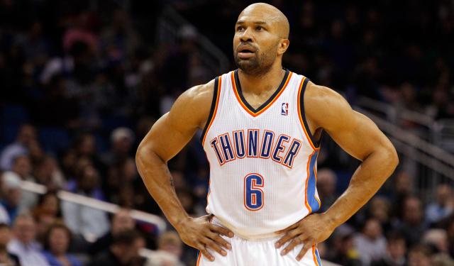 Report: Derek Fisher, Phil Jackson discussed Knicks job Wednesday