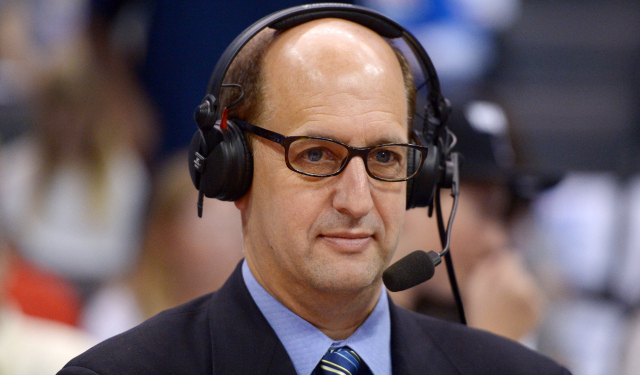 Jeff Van Gundy is staying with ESPN.