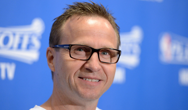 Scott Brooks is safe as the Thunder's coach.