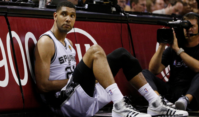 Tim Duncan uses 2014-15 option for $10.3 million with ...