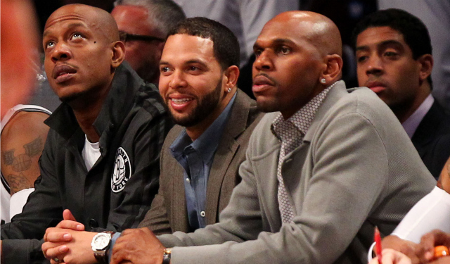 Jerry Stackhouse wants to return to the NBA as a coach.