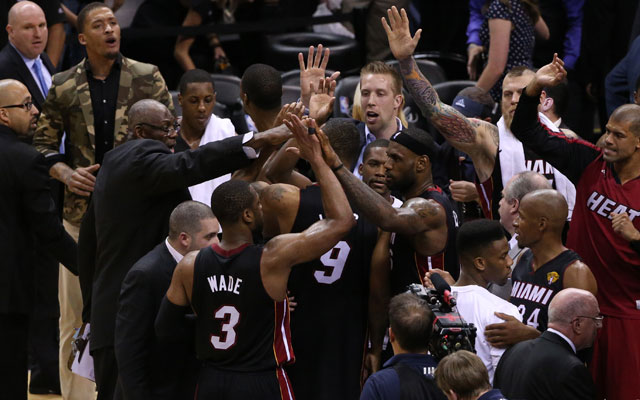 Miami Heat (USATSI)