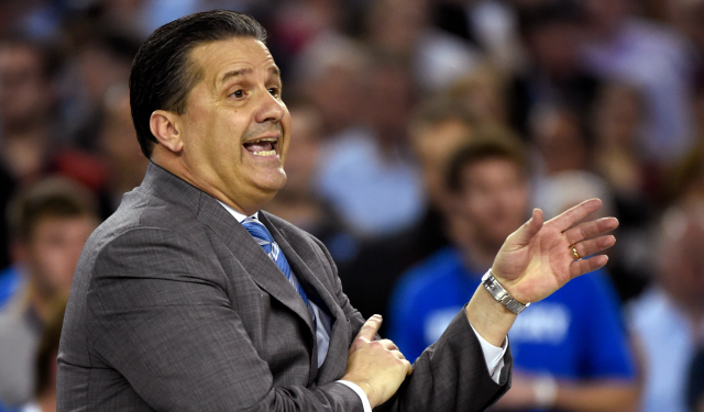 John Calipari will remain at Kentucky despite NBA overtures.