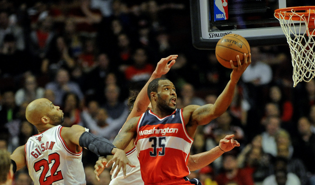Trevor Booker will be a free agent in July.