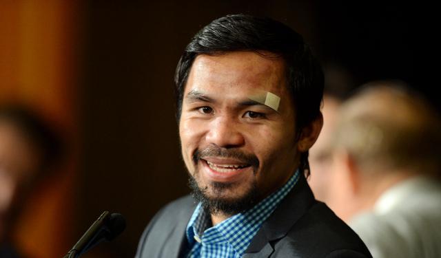 Manny Pacquiao will coach a Kia-sponsored team in the PBA.