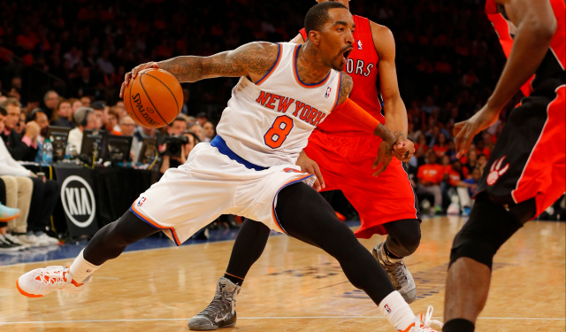 J.R. Smith won the Sixth Man of the Year award in 2012-2013.