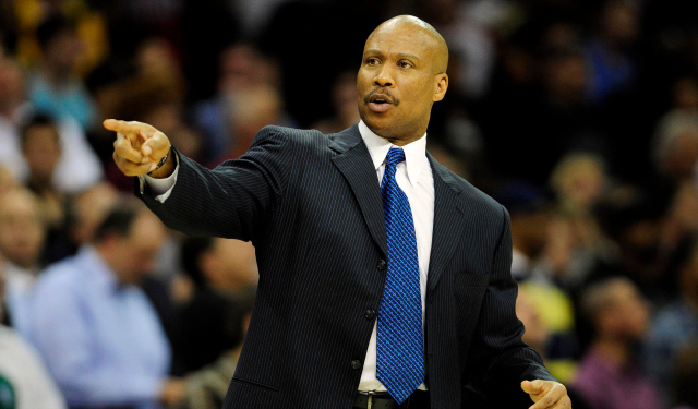 Byron Scott wants 'you' to play defense.  (USATSI)
