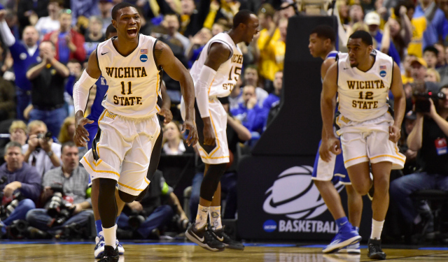 Cleanthony Early erupts against Kentucky.