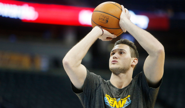 Danilo Gallinari hopes to be back by training camp.