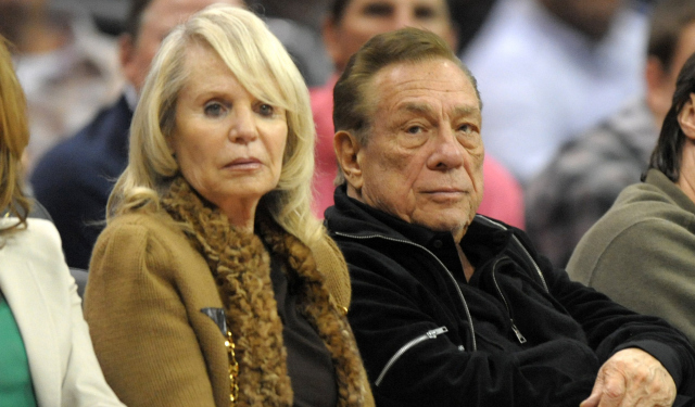 Donald Sterling and Shelly Sterling are involved in a legal dispute.