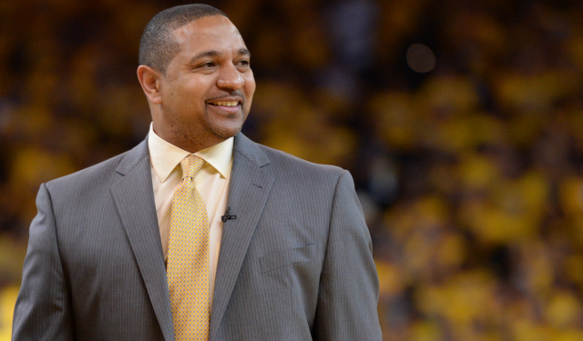 Mark Jackson might be the guy to calm down all of this Nets' coaching drama.