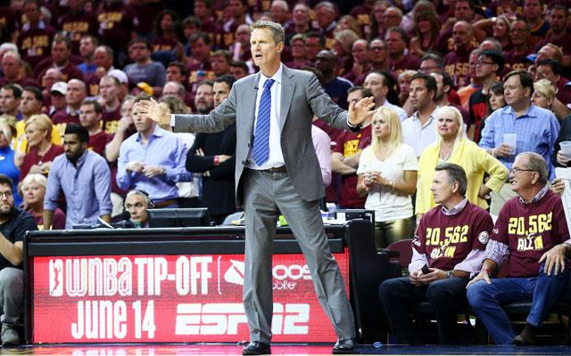 Steve Kerr shows Midas touch again; Golden State evens up Finals