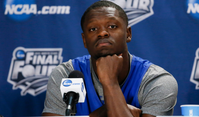 Julius Randle is a projected top-10 pick in year's draft.