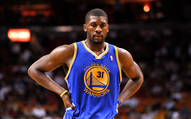 Festus Ezeli is out 6-9 months after knee surgery.   (USATSI)