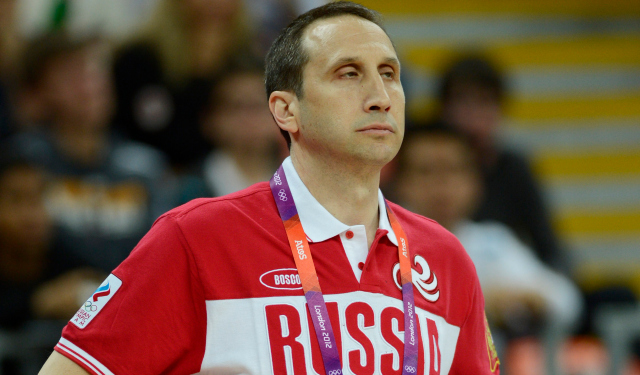 David Blatt has reporedly been hired as the new coach of the Cavaliers.  (USATSI)