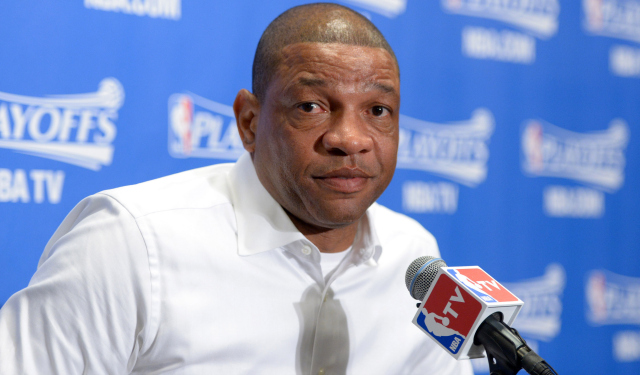 Doc Rivers is the new Clippers president of basketball operations.