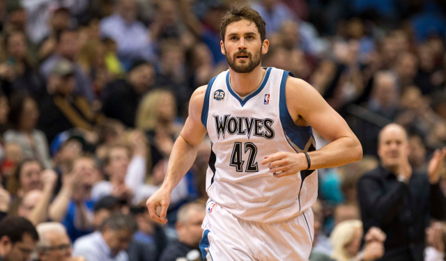 Kevin Love is likely on his way out of Minnesota.