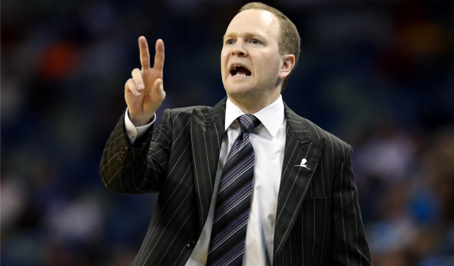 Lawrence Frank could be back on the sideline next season.