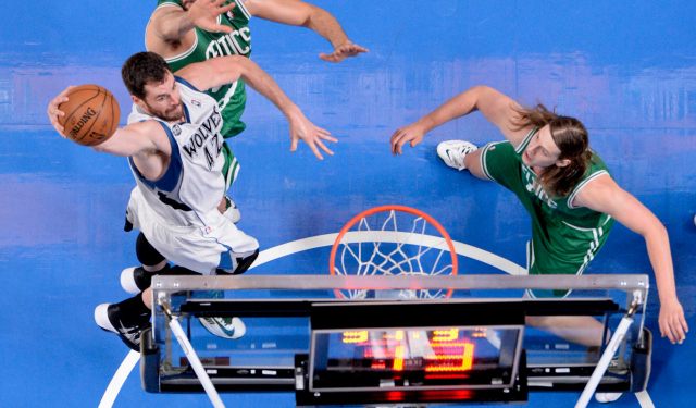 Report: Celtics' offer for Kevin Love 'probably the best'
