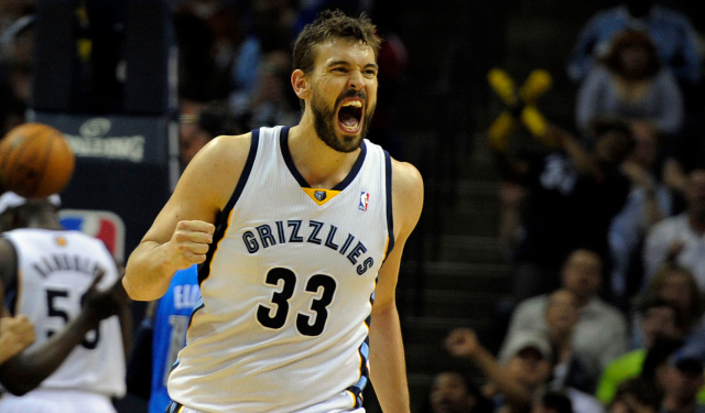 Marc Gasol will be an unrestricted free agent in 2016.