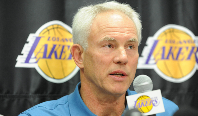 It's a big summer for Mitch Kupchak.