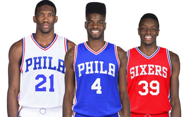 These new Sixers jerseys are awesome. (Sixers.com) f16df8b14