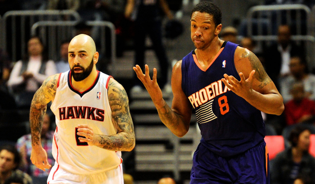 Channing Frye will reportedly be a free agent in a week.