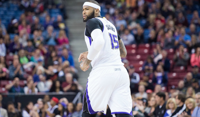 DeMarcus Cousins reportedly wants out.  (USATSI)