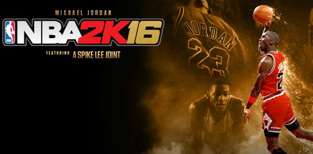 LOOK: NBA 2K16's special edition Michael Jordan cover - CBSSports.com