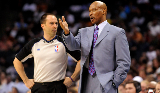 Byron Scott is at the top of the Lakers' list.