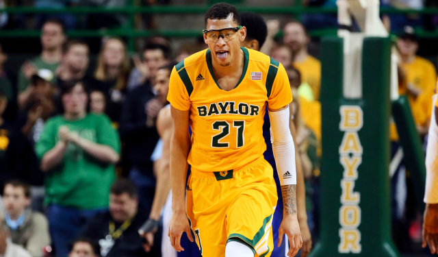 Isaiah Austin will be a part of Thursday's draft.
