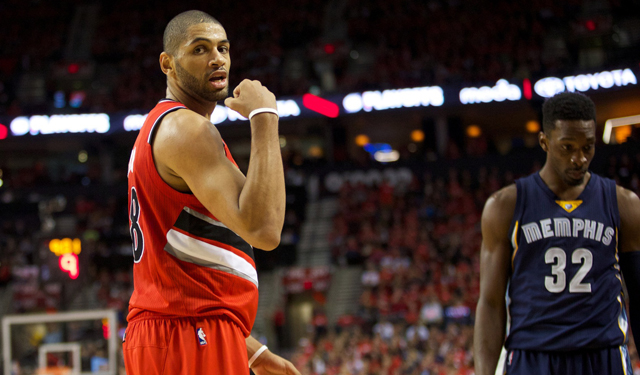Is Batum the wing answer for Charlotte? (USATSI)