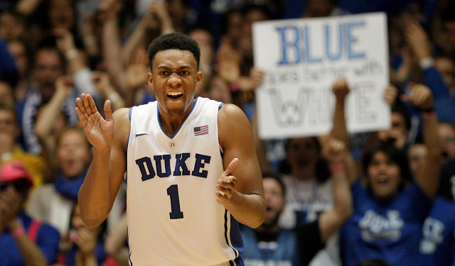 Jabari Parker thinks he's headed to Milwaukee.