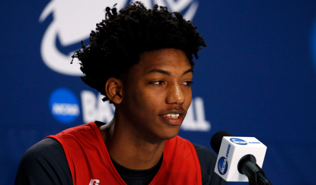 Elfrid Payton predicts he'll be a top-10 pick.