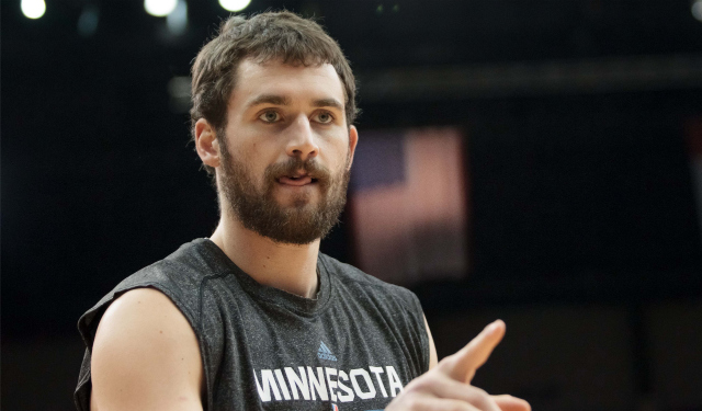 Will the Warriors land Kevin Love?  (USATSI)