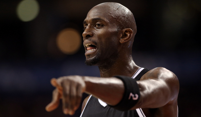 Kevin Garnett will reportedly be back next year.