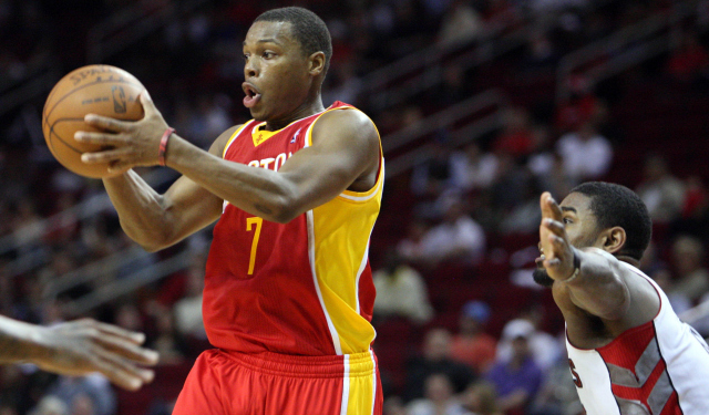 Could Kyle Lowry return to Houston?