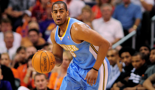 Arron Afflalo is headed back to Denver.