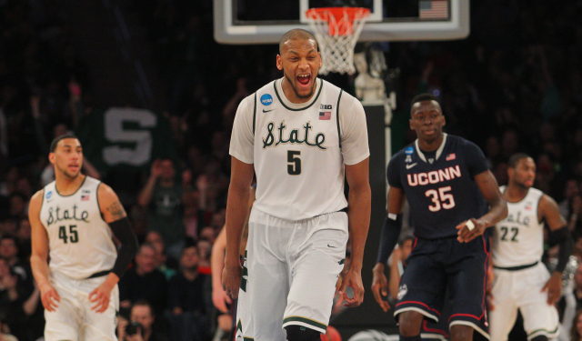 Adreian Payne is going to Atlanta.