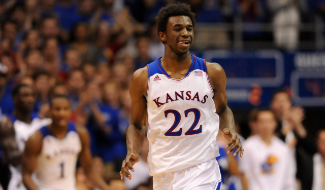 Philadelphia is reportedly after Andrew Wiggins, which would likely require a trade.