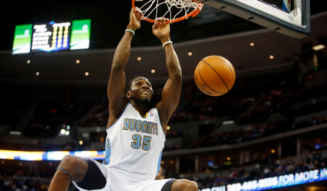 Kenneth Faried is eligible for an extension this summer.